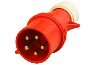 Plug 16A, 5 Pins 150717-31