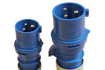 Plug 16A, 3 Pins 150716-30