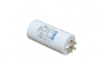 Capacitor 10 µF Connector 150834-30