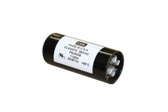 Capacitor 53-64 µF Connector 150848-30