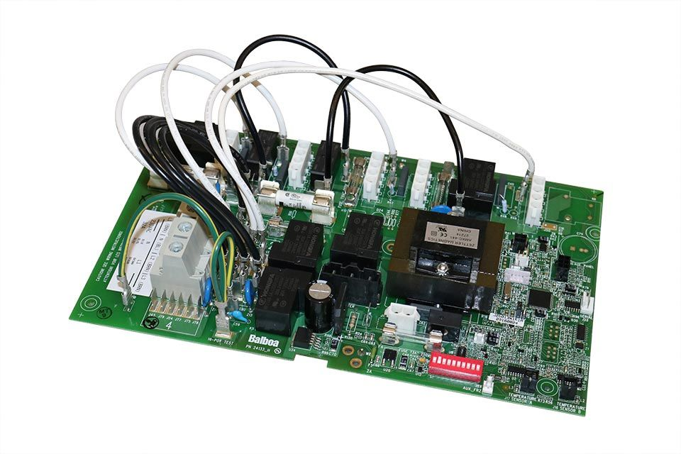Circuit Boards Systems - All4Spas